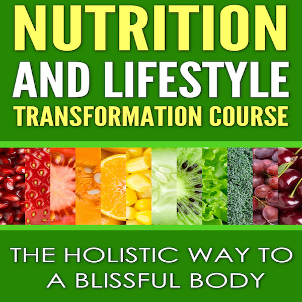 Nutrition and Lifestyle Transformation Course